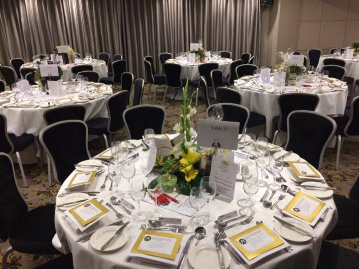 Dazzling Dinner Auction   Red Hall Hotel On Saturday 29th October 2016